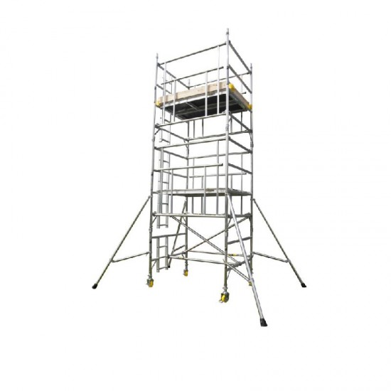 Scaffold Tower NW - 7.7m BOSS (2.5m)