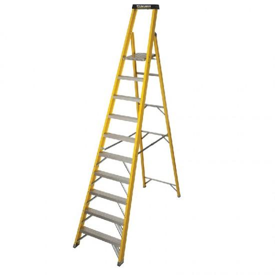 Steps - 10 Tread P/H 2.45m