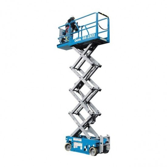 Compact Scissor Lift (5.8m Platfrom Height)