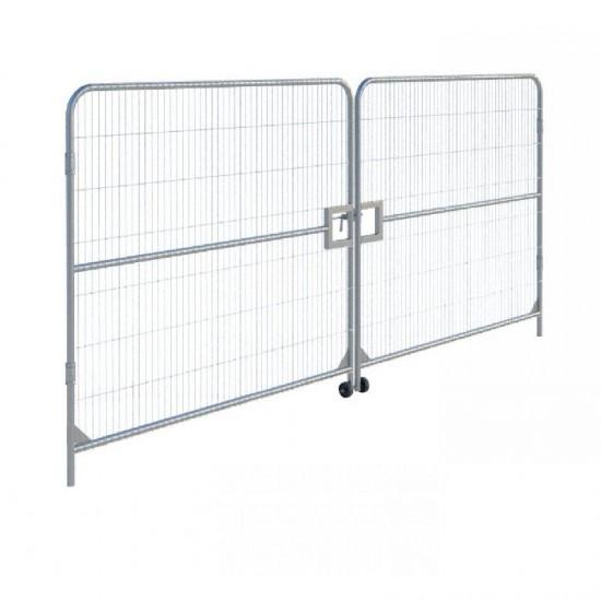 Vehicle Gate - (Anti Climb Fence)