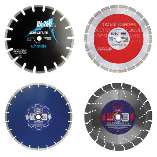 Diamond Blade Hire (Excludes Wear Charges)