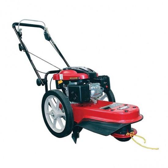 Wheeled Brush Mower