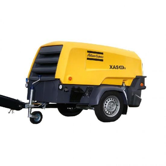 Twin Tool Compressor/Generator(Towable)
