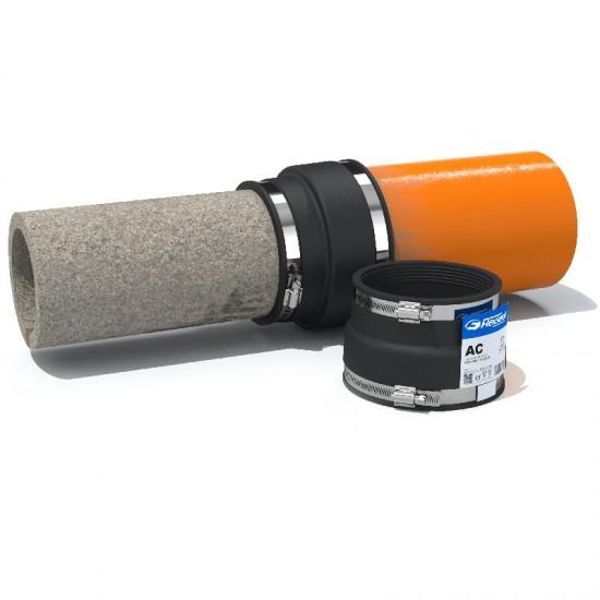 Flexseal Coupling AC4000 121-136/110-121mm