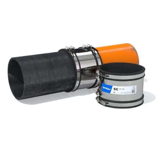 Flexseal Coupling SC137 120-137mm