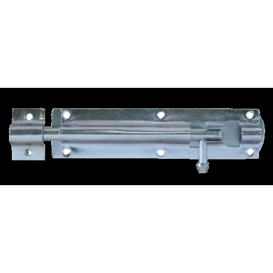 100mm Galvanised BZP Parts Tower Bolt