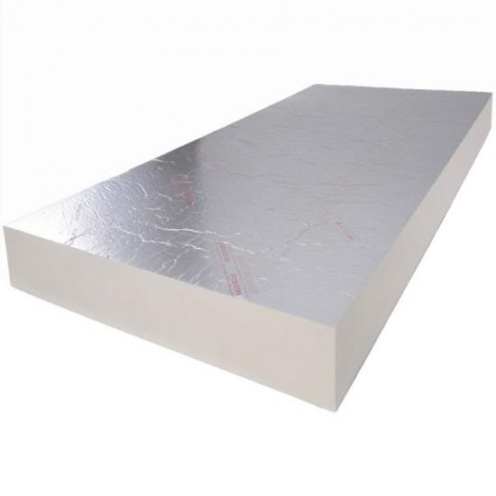 PU Foilboard Insulation 2400mm x 1200mm x 70mm