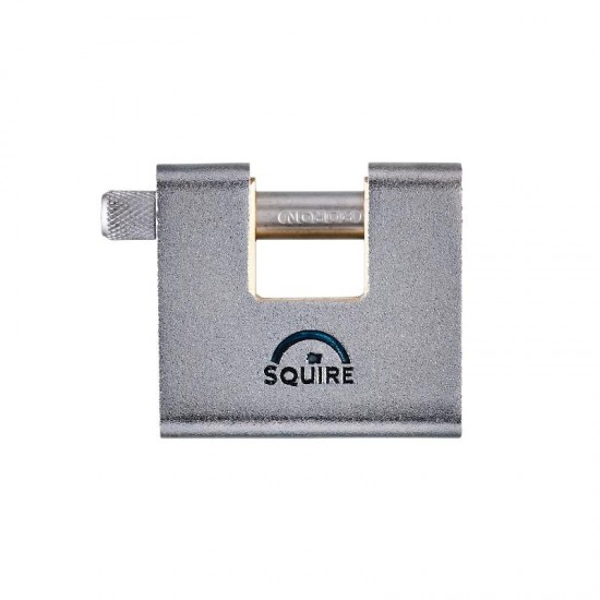 Henry Squire 60mm Padlock Armoured Steel Body