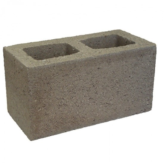Hollow Concrete Block 215mm x 440mm x 215mm 7.3N