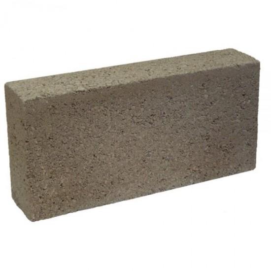 Solid Dense Concrete Block 100mm x 440mm x 215mm 7.3N