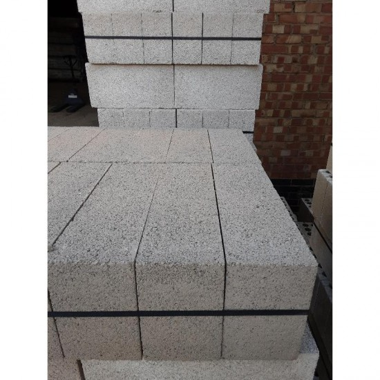 Solid Concrete Block 140mm x 440mm x 215mm 7.3N