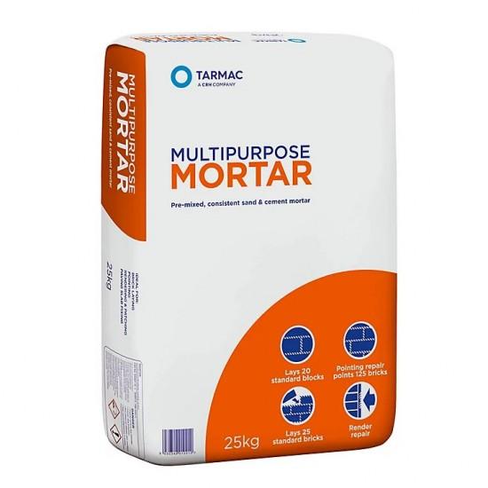 Tarmac Multipurpose Ready Mixed Mortar 25kg Bag