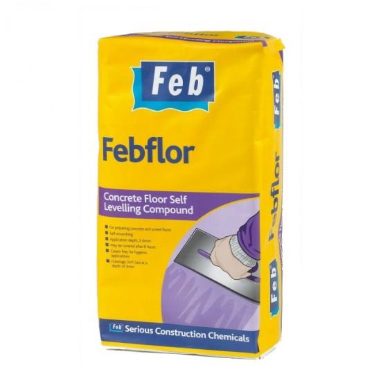 Everbuild Febflor Self Levelling Compound 20kg