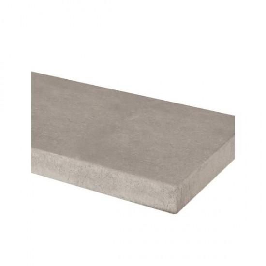 Concrete Gravel Board Plain 1830mm x 305mm x 40mm
