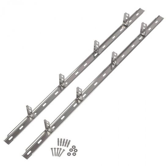 Expamet Stainless Steel Wall Starter Kit 1155mm