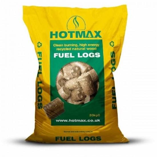 Hotmax High Energy Fuel Logs 20kg