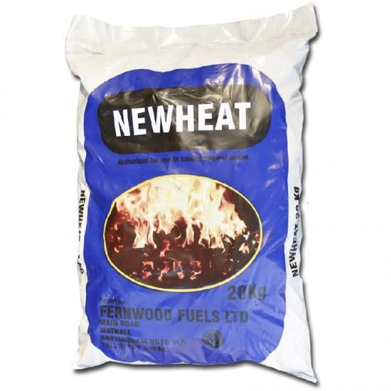 20kg Bags Smokeless Fuel Newheat