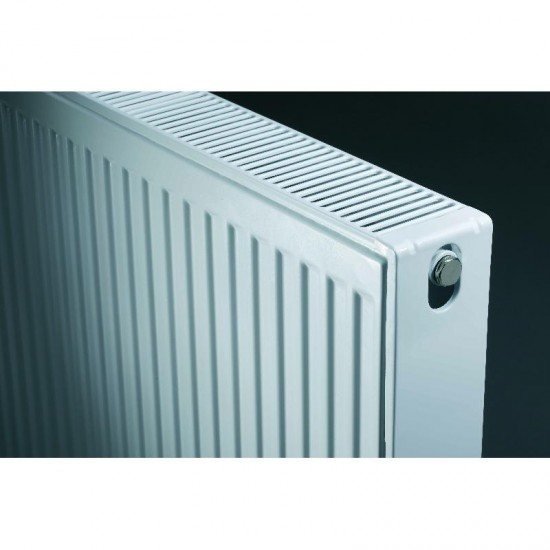 800 X 600mm High Double Panel Double Convector Radiator Kartell