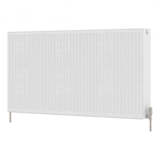 1200 X 600mm High Double Panel Single Convector Radiator Kartell