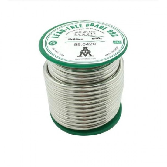 Tin Lead Solder Wire Roll 500g