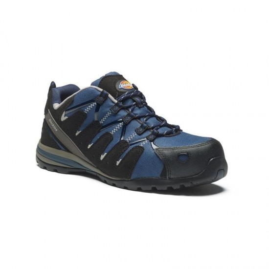 Dickies Tiber Safety Trainer Size 7 Black