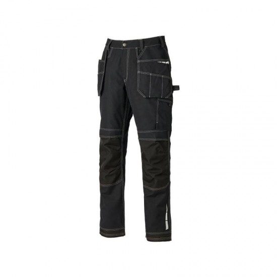 Dickies Eisenhower Extreme Trousers 28in Navy Short Leg
