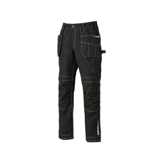 Dickies Eisenhower Extreme Trousers 34in Navy Short Leg