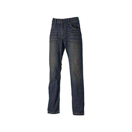 Dickies Boston Jeans Denim Blue 34in Regular