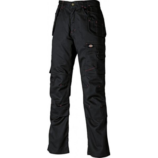 Dickies Redhawk Pro Trousers Black 34in Regular