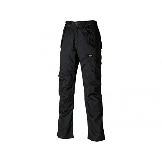 Dickies Redhawk Pro Trousers Black 34in Small