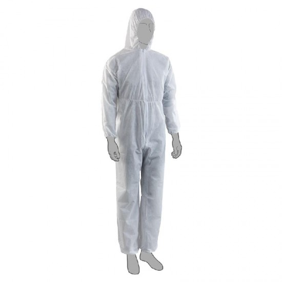 Harris Disposable Overalls  X-Large 46in to 48in Chest