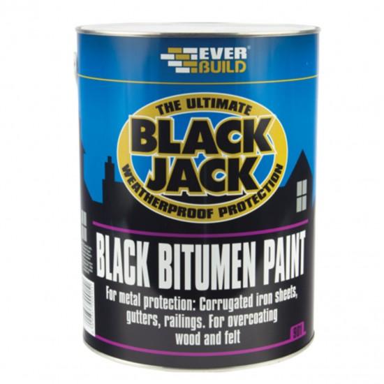 Everbuild 901 Bitumen Paint - 25L