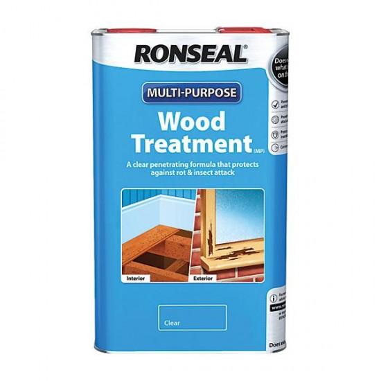 Ronseal Multi Purpose Wood Treatment 5l
