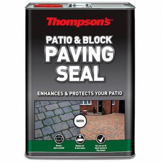 Thompson Block Paving Seal 5l