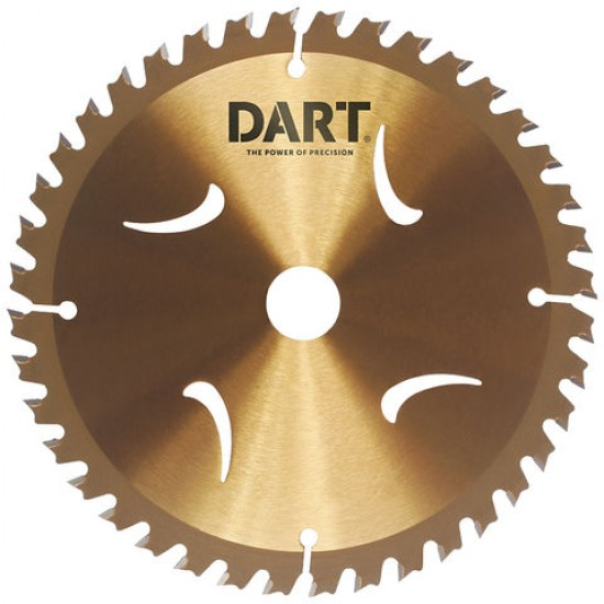 DART Gold ATB Wood Saw Blade 165Dmm x 20B x 24Z