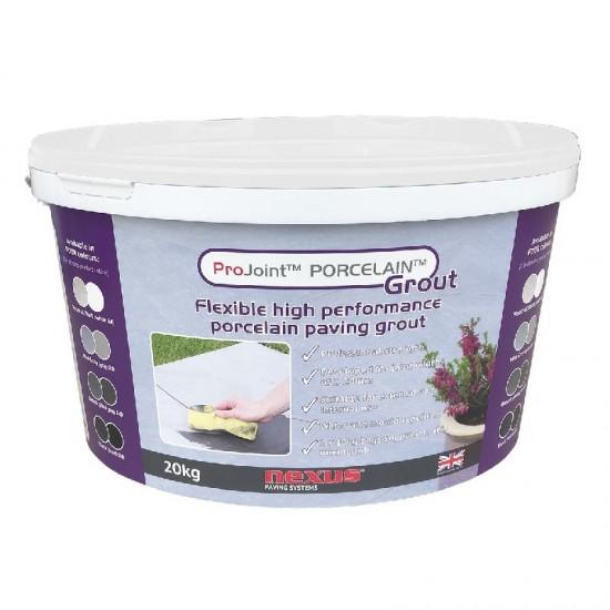 Pro Joint Porcelain Paving Grout Neutral