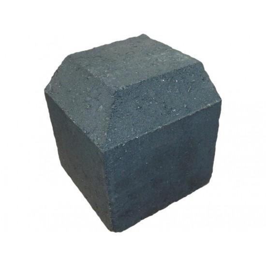 Charcoal Small Kerb External Angle