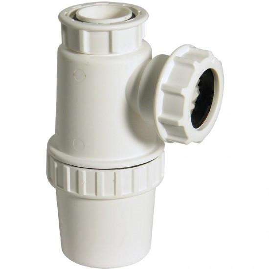 32mm Bottle Trap 76mm Seal Anti Syphon