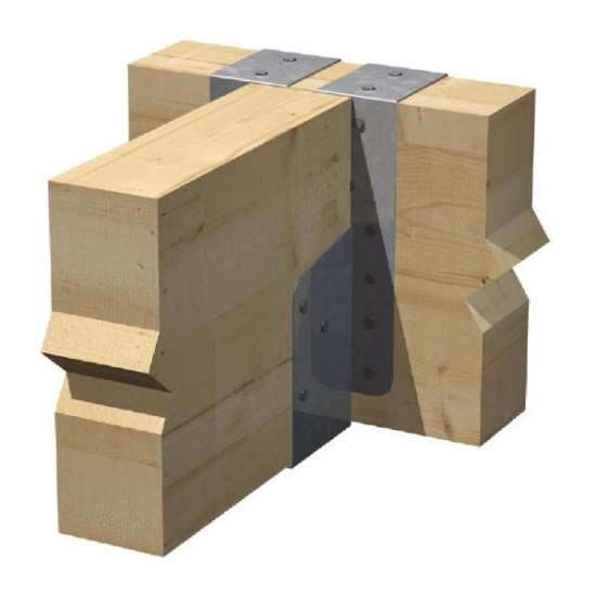 Jiffy Joist Hangers 100mm