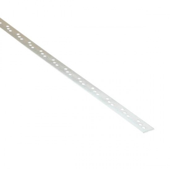 Galvanised Restraint Strap Straight 5 x 1000mm