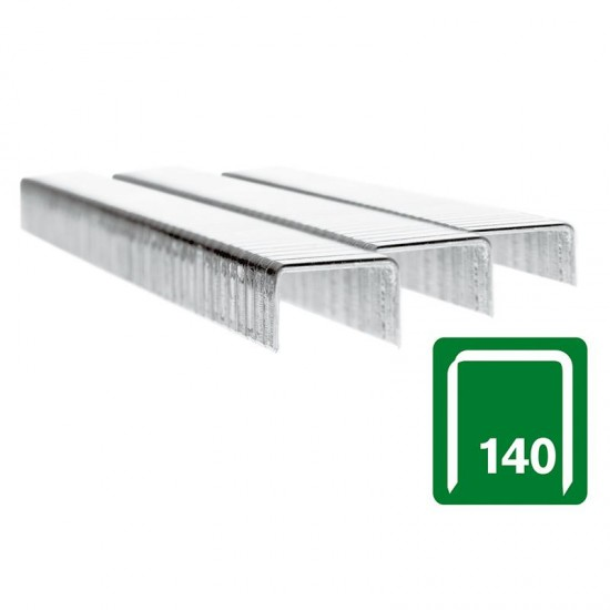 Rapid 140 Series Staples 12mm