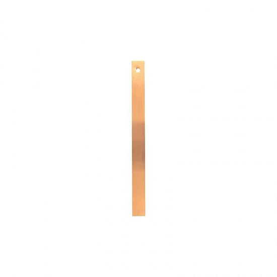 Copper Disc Rivets Pack of 1000