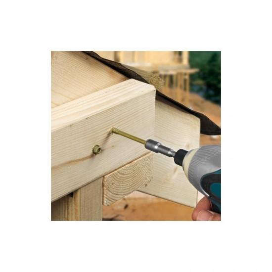 250 x 6.70mm Index Timber Screws Pack of 50