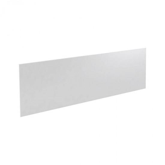 Kartell Contemp Gloss White Bath Panel 1700mm 2 Piece