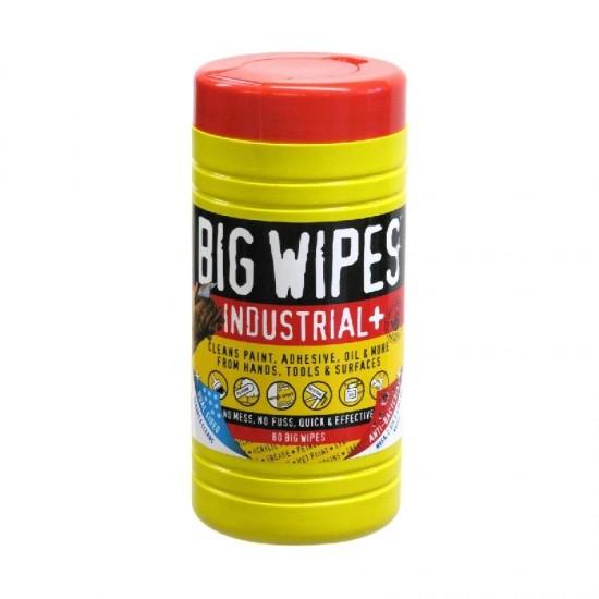 Big Wipes Industrial Pack 80