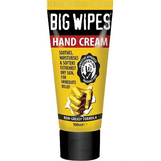 Big Wipes Hand Barrier Cream 100ml