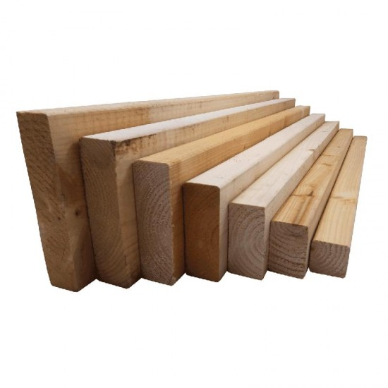 Carcassing CLS Timber 100 x 50 x 2700mm