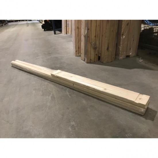 Pine Door Lining Set 32mm x 115mm (108mm finished)