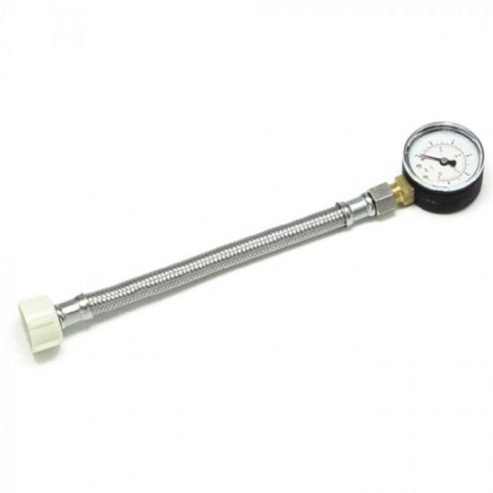 Monument 3/4in BSP Mains Water Pressure Test Gauge Kit 11B
