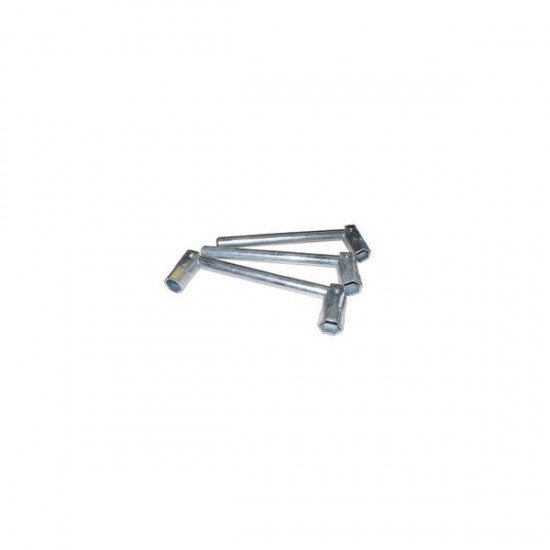 Scaffold Spanner Single End 12mm
